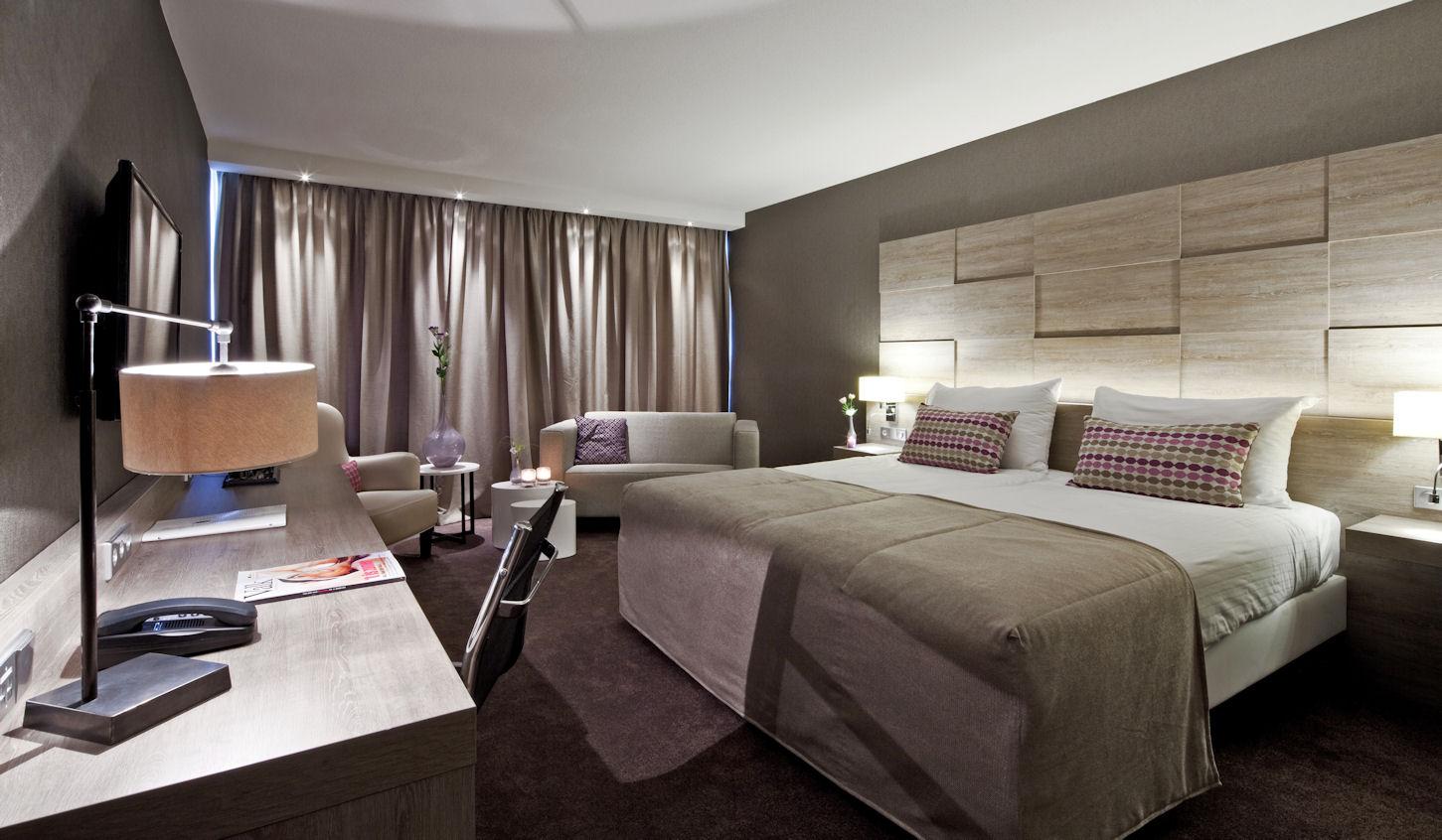 Renovatie architectenbureau van den hoeven - Interieur hotel de luxe ...